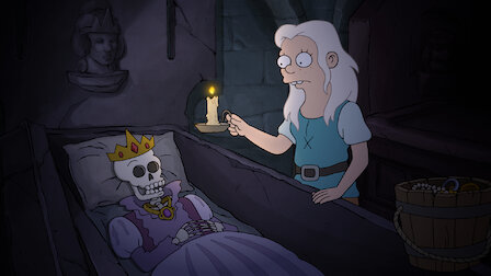 觀賞黑暗公主。第 1 季第 3 集。