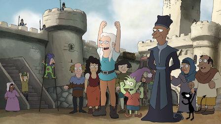 觀賞城堡派對大屠殺。第 1 季第 4 集。